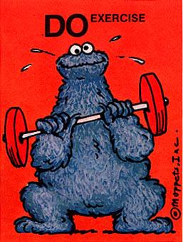 Monster Exercise Subst...