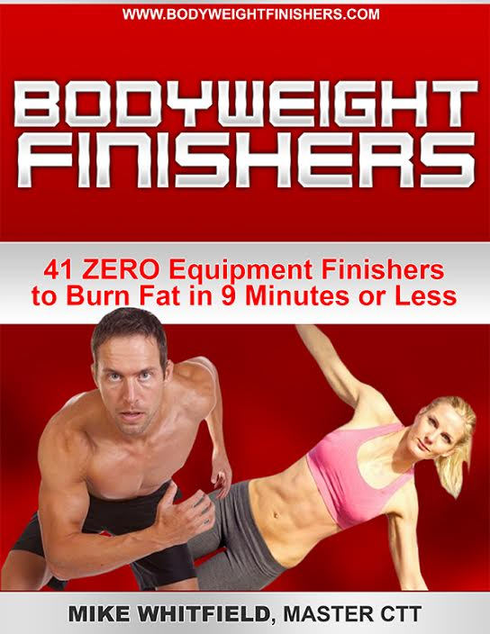 Bodyweight Finishers