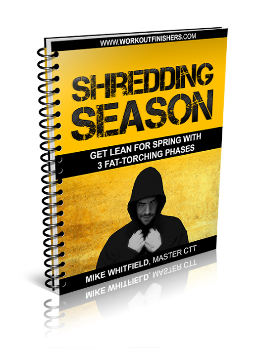 Shredding Season Spiral