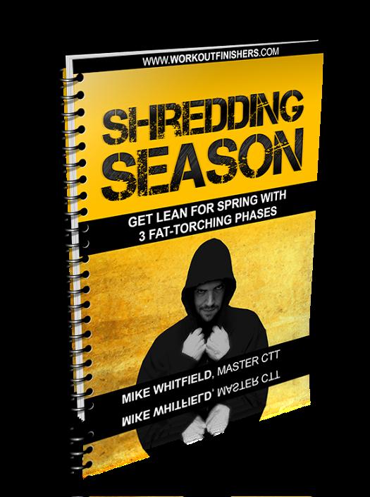 Shredding Season Spiral