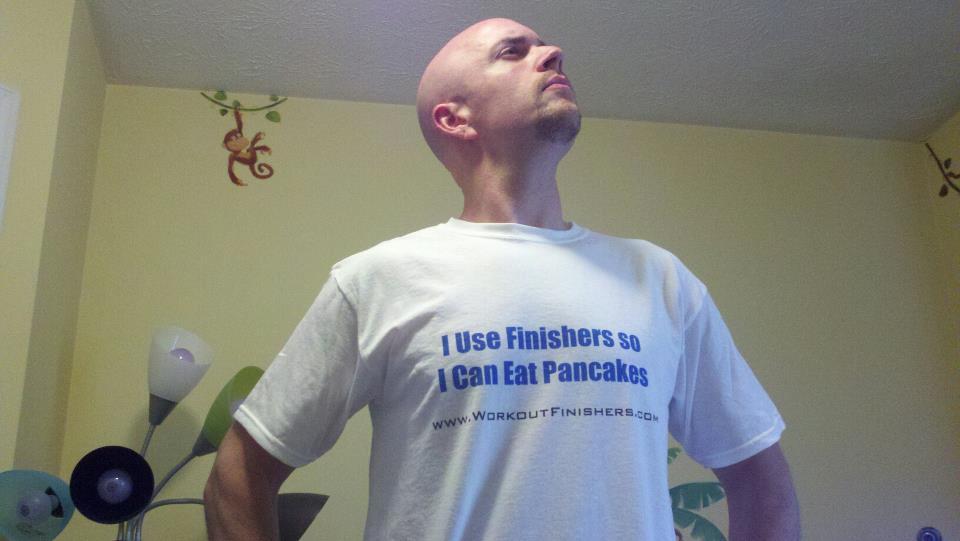 metabolic finishers shirt