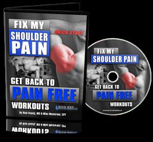 avoiding shoulder pain