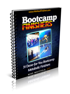 bootcamp finishers