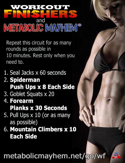 metabolic circuit