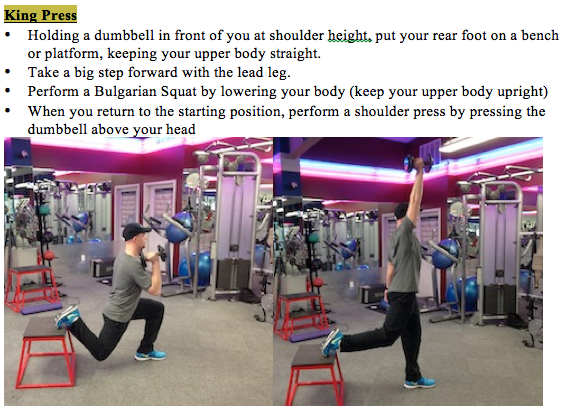 Challenging Exercises