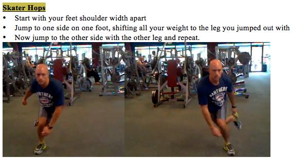 Bodyweight Exercises