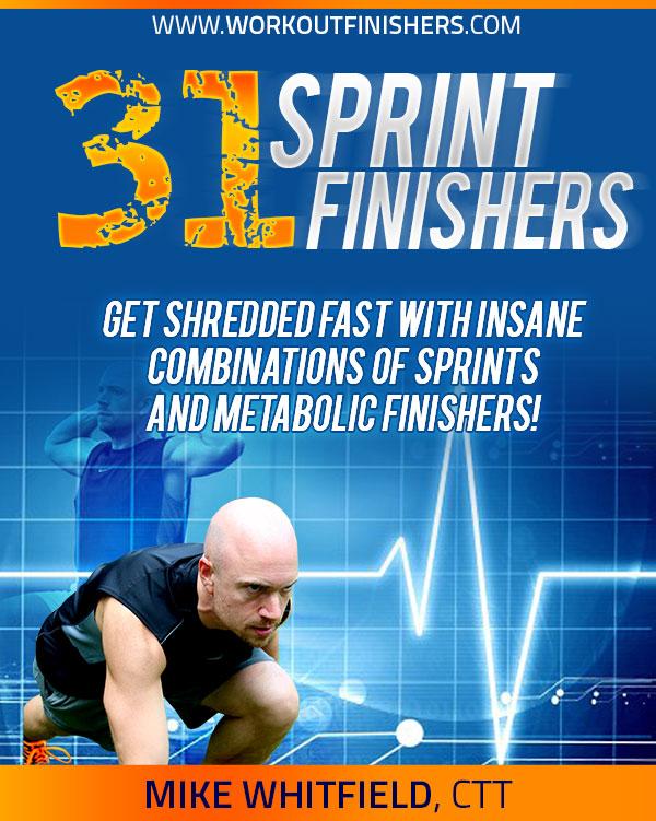 sprint finishers
